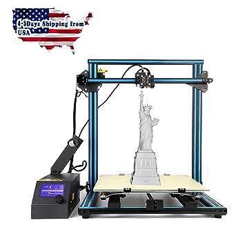 Amazon.com: HICTOP Creality CR-10 Series Impresora 3D Prusa ...