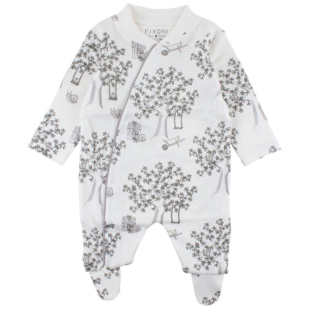 Fixoni Grow Nightsuits-Oekotex, Pelele para Dormir Unisex Bebé 33100