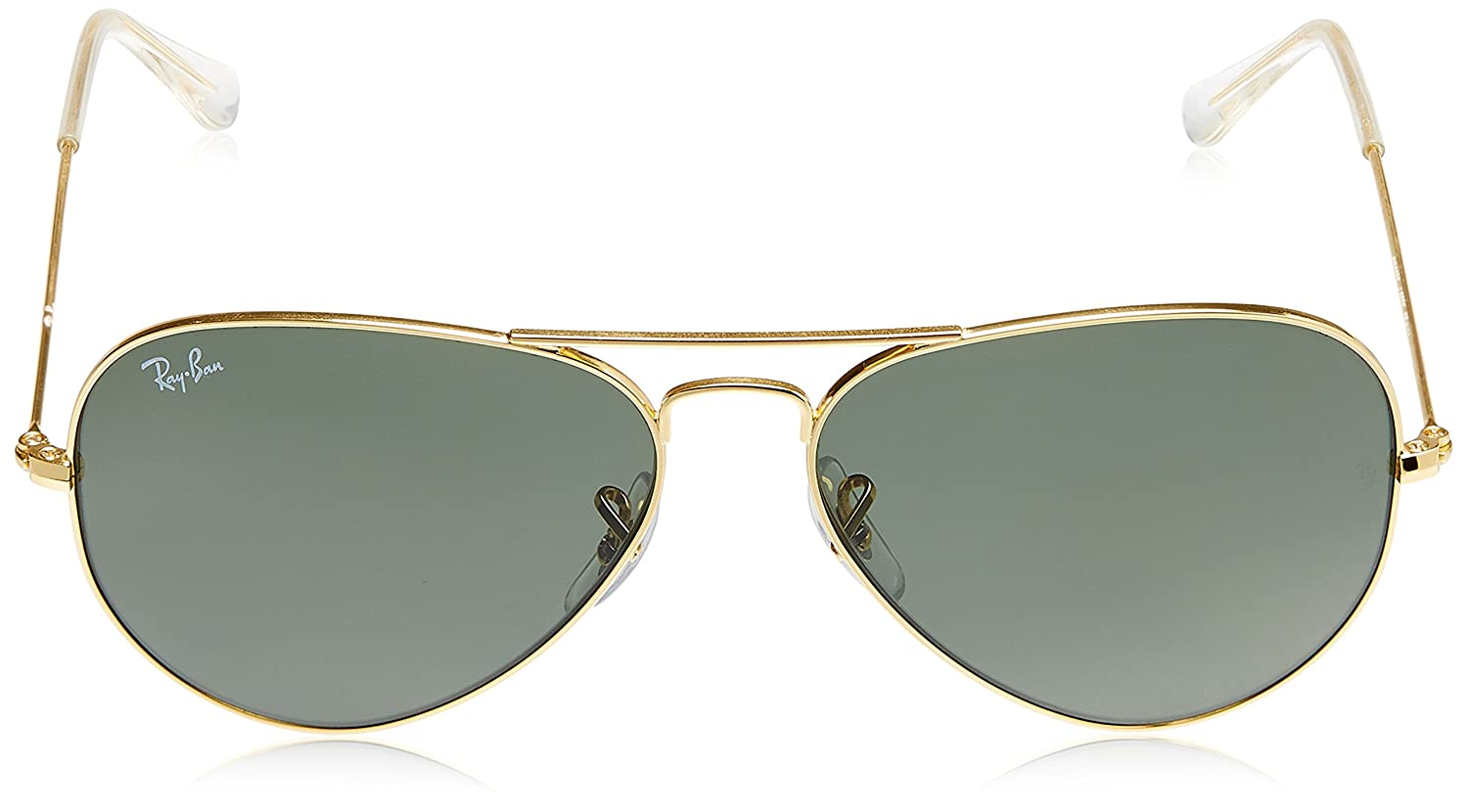 Rayban Aviator Men s Sunglasses (RB3025 58 millimeters Green)  Amazon.in   Clothing   Accessories d1e1e9c68209