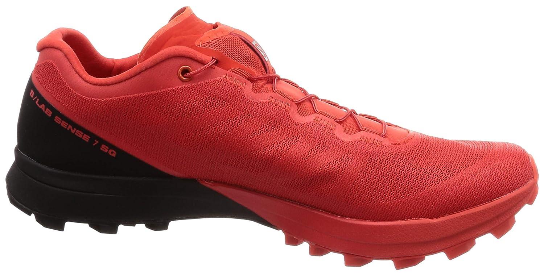 best website 8a146 340e9 Salomon Unisex S/LAB Sense 7 SG Trail Running Shoe
