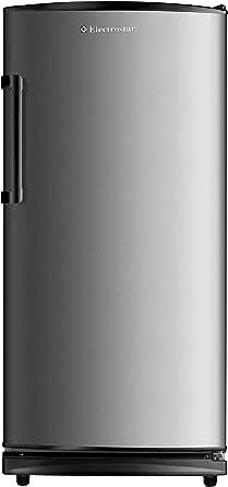 Electrostar LD215DPR Defrost Upright Deep Freezer - 5 Drawers, Silver