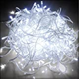 10M 100 LED Waterproof Christmas Party String Light Fairy For Xmas Wedding Connectable