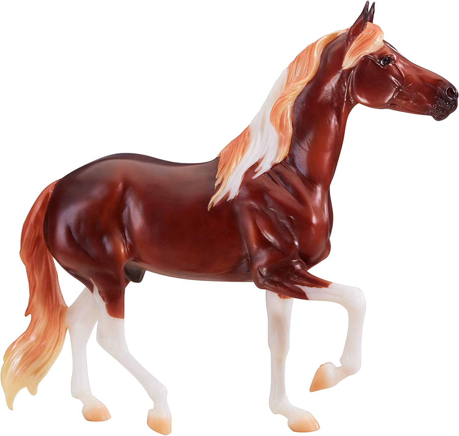 /</>/< 700122 MINSTREL Breyer 2019 HOLIDAY HORSE 23 in series traditional Christmas