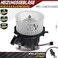 Motor del ventilador del calentador del ventilador interior