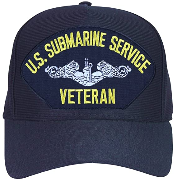 Amazon.com  US Navy Submarine Service Veteran Ball Cap  Novelty ... 8f3eedd763d
