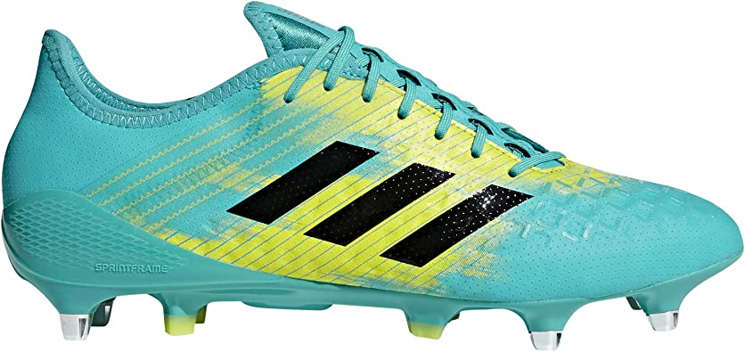 adidas Predator Malice Control (SG), Scarpe da Rugby Uomo