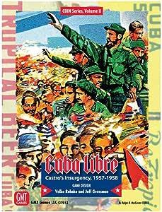 GMT Games 331469 Cuba Libre Tercera Impresión Moneda Vol 2, Multicolor: Amazon.es: Juguetes y juegos