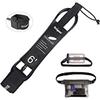 Unigear Premium Surfboard Sup Leash Inflatable Stand up Paddle Board Waterproof Wallet
