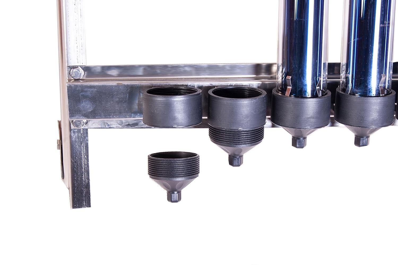 Calentador de agua solar PROECO Hydra P 160: Amazon.es: Bricolaje y herramientas