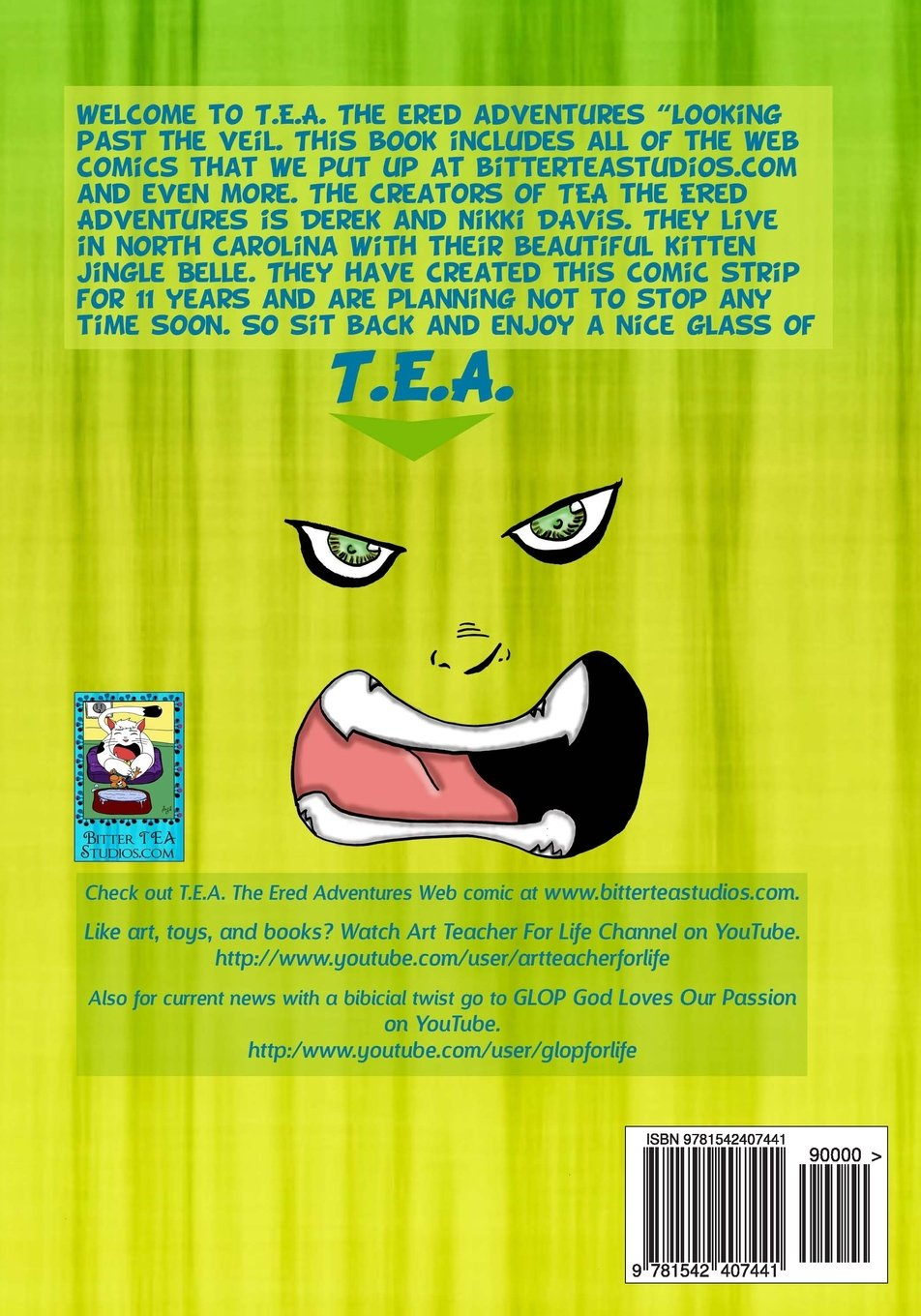 T.E.A. The Ered Adventures Looking Beyond the Veil: Looking Beyond the Veil:  Mr. Derek B Davis, Mrs. Nikki L. Davis: 9781542407441: Amazon.com: Books