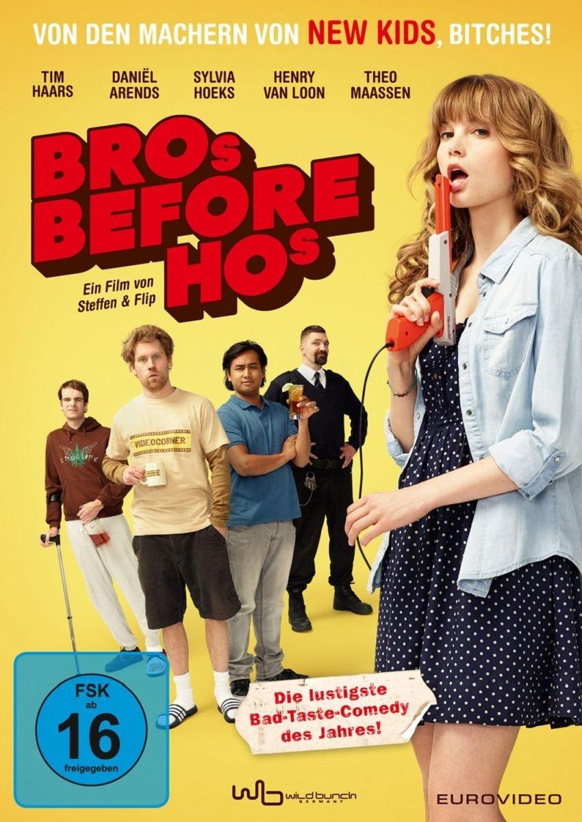 Bros Before Hos [Alemania] [DVD]: Amazon.es: Tim Haars, Daniel Arends, Sylvia Hoeks, Henry Loon, Theo Maassen, Juliette Ardenne, Huub Smit, Birgit Schuurman ...