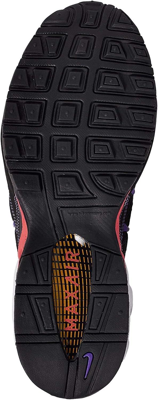 Nike Mens Renew Rival Running Shoes 12, Black//University Red