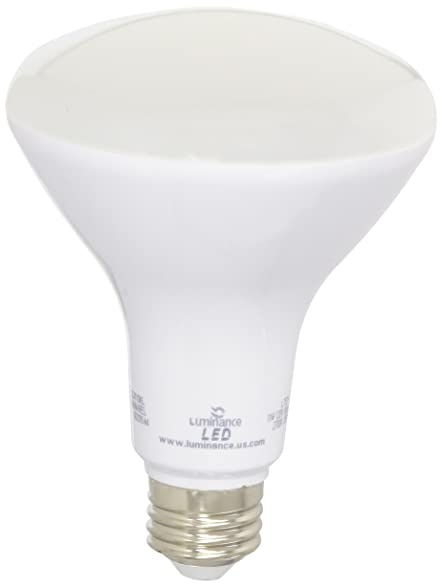 Luminance l7521 1 led br30 recessed can spot and track light bulb luminance l7521 1 led br30 recessed can spot and track light bulb aloadofball Choice Image