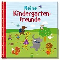 Meine Kindergarten-Freunde: Motiv Tiere