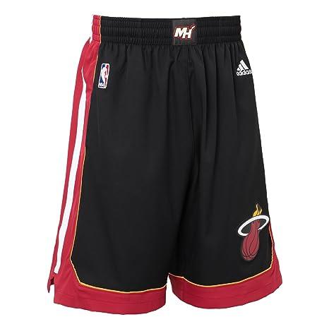 ADIDAS Shorts Miami Heat M  Amazon.it  Sport e tempo libero 67ececc365ee