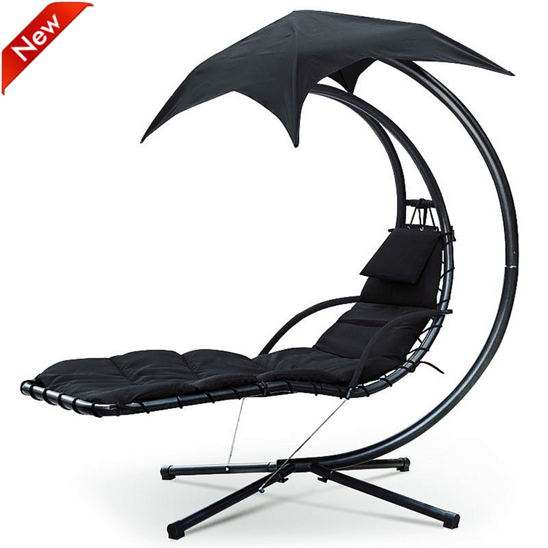 Popamazing Garden Dream Swing Chair Outdoor Hammock Bed Hanging
