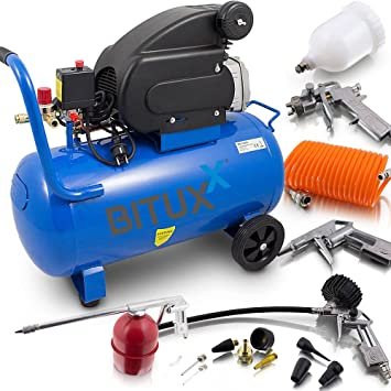 Bituxx/® Compressed Air Hose 1//4/Compressed Air Pneumatic Hose