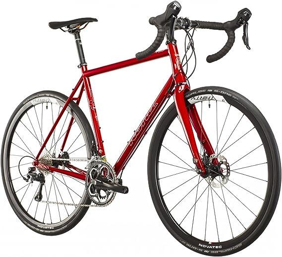 Kona Roadhouse - Bicicleta Carretera - rojo Tamaño del cuadro 54 ...