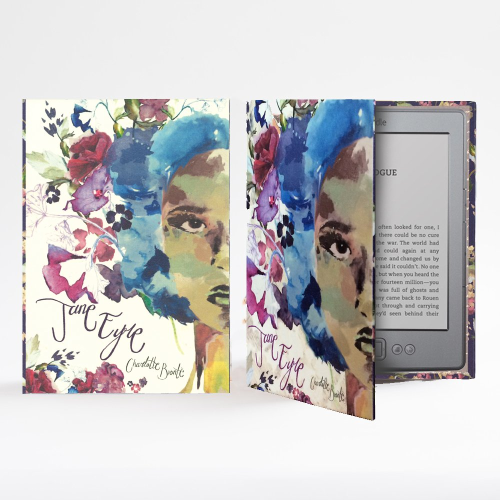 Kindle Voyage Case Book Cover Style (Jane Eyre) by KleverCase