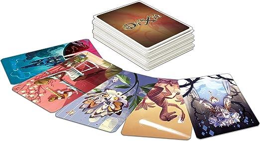 Asimodee Dixit 7 Revelations Edición Italiana: Amazon.es: Juguetes y juegos