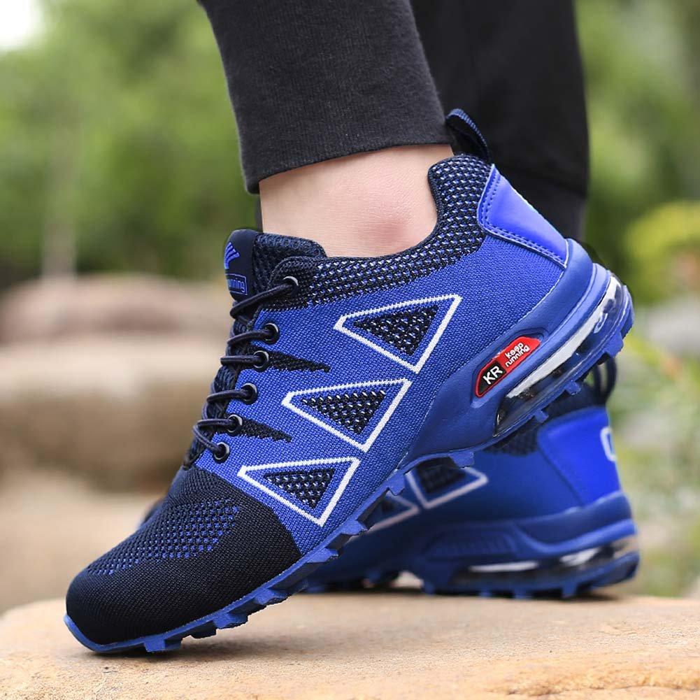 Ligeros Hombres Zapatos Al Aire Caminar Calzado Para 4tvxva
