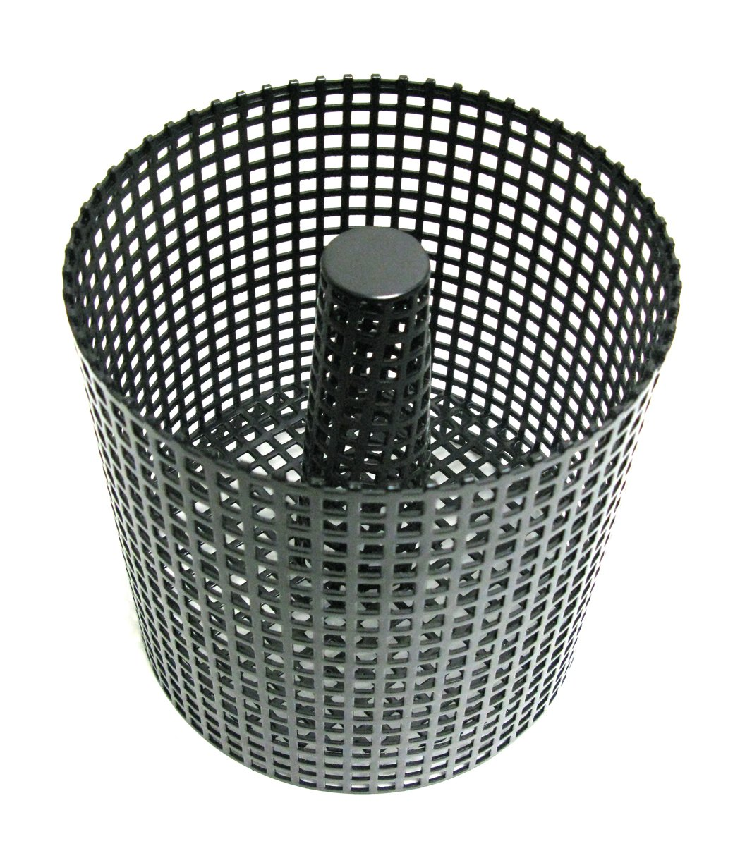 Pelletray 13251 - Leña para chimenea, color: negro 013251