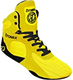 Otomix Yellow Stingray Escape Bodybuilding Weightlifting MMA & Boxing Shoe Men's