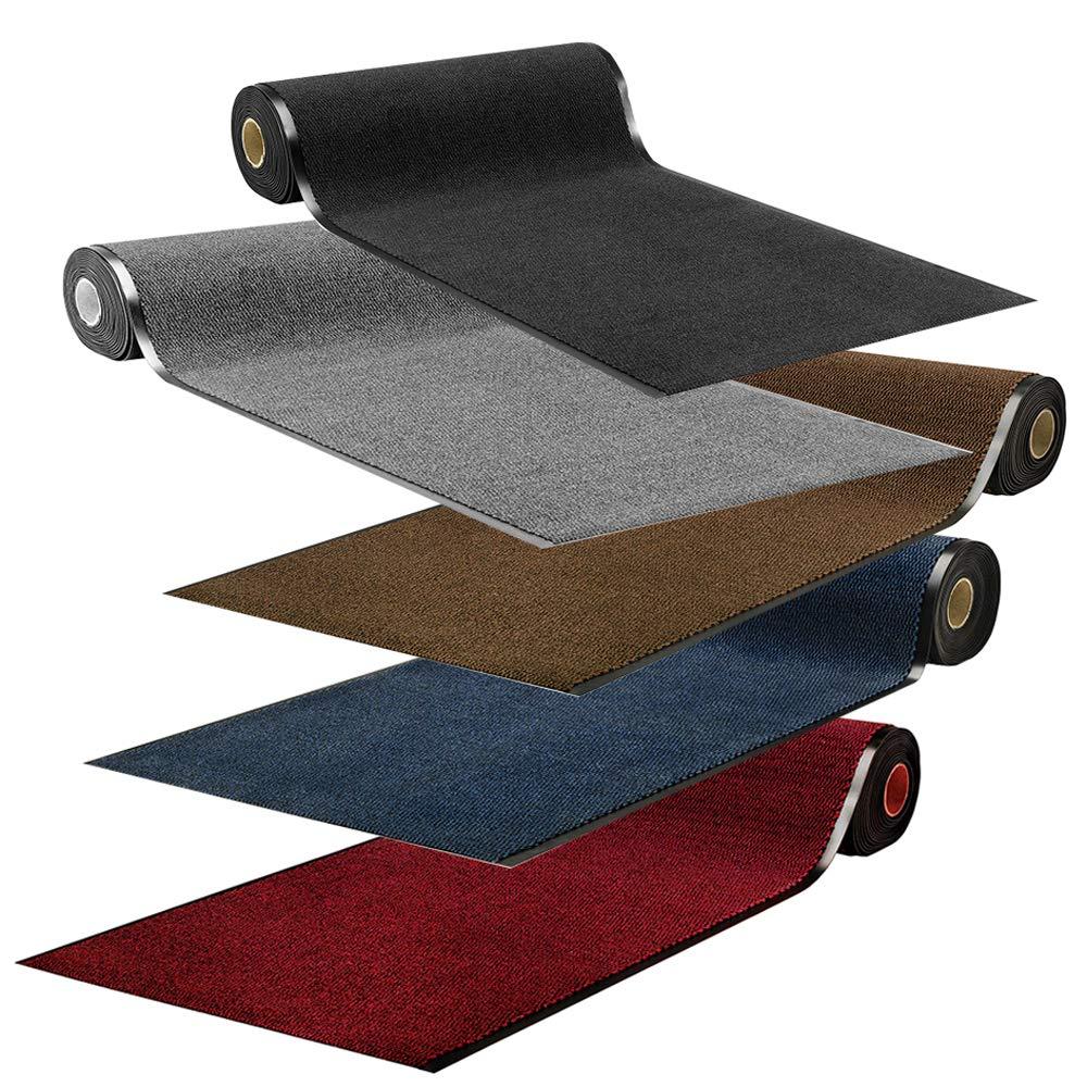 Fußmatte Sauberlaufmatte Spectral Meterware   Schmutzfangmatte in Wunschlänge   90 und 120 cm Breite, 100-800 cm Länge   ab 37,66 € (27,90 € m²)   gewählt  90 cm breit, 251-300 cm lang, anthrazit