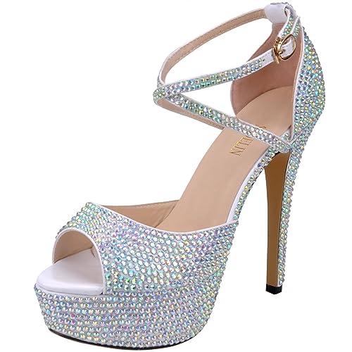 8ea2e3cf702 SHOELIN Silver Heels