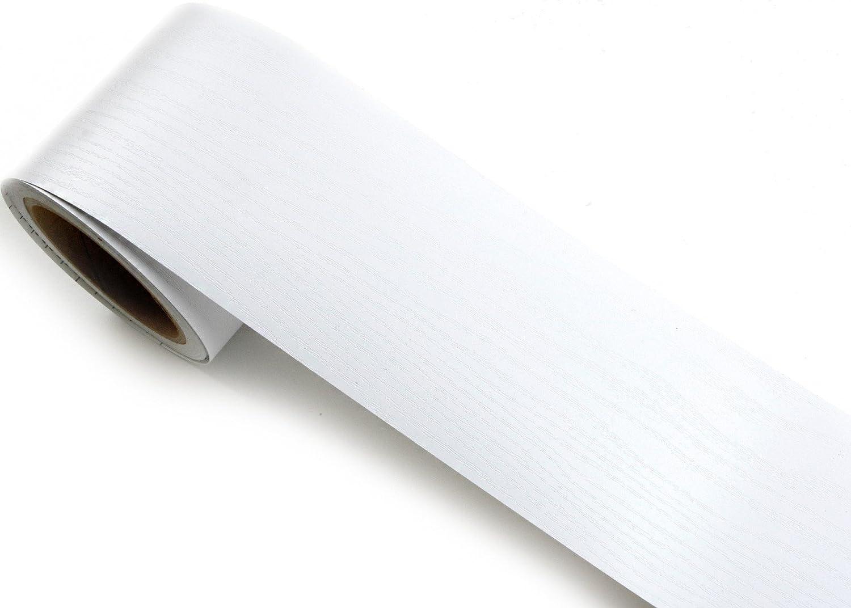 SG75B : 3.93 inch X 16.40 feet ROSEROSA Peel /& Stick Textured Solid Wallpaper Border Furniture Decoration Self-Adhesive Vinyl Wall Paper Interior Film Shelf Liner Table and Door Reform Ltd Para Belleza Co