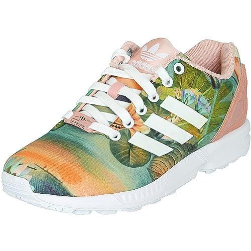 adidas schuhe zx flux damen pink