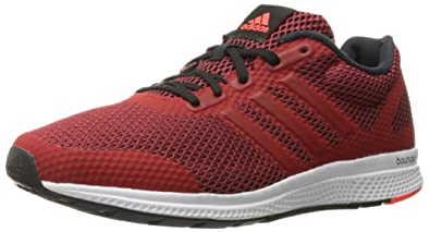 brand new 00e2a 00262 adidas Mens MANA Bounce M Running Shoe ScarletBlackInfrared 10 ...