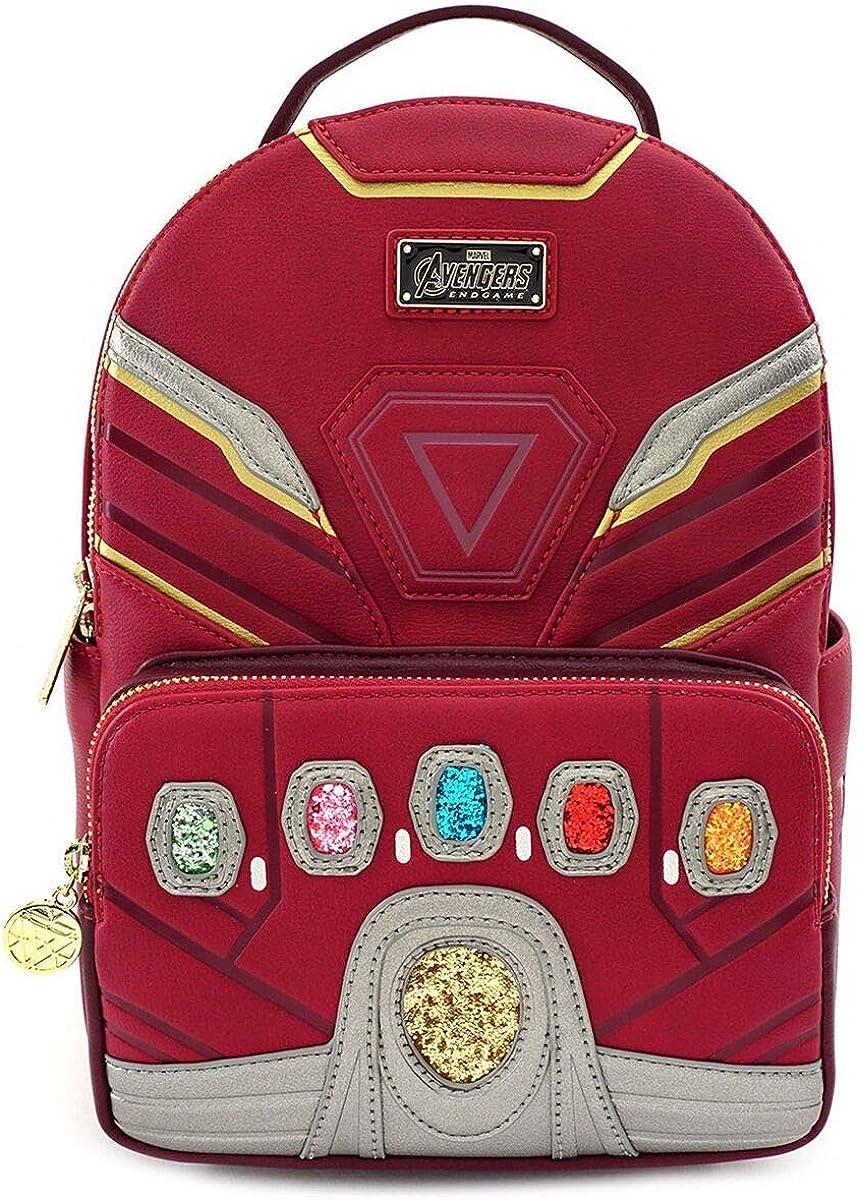 Loungefly x Marvel Avengers Iron Gauntlet Endgame Hero Mini Backpack