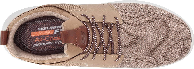 Skechers Green Classic Fit delson camden Sneaker for men