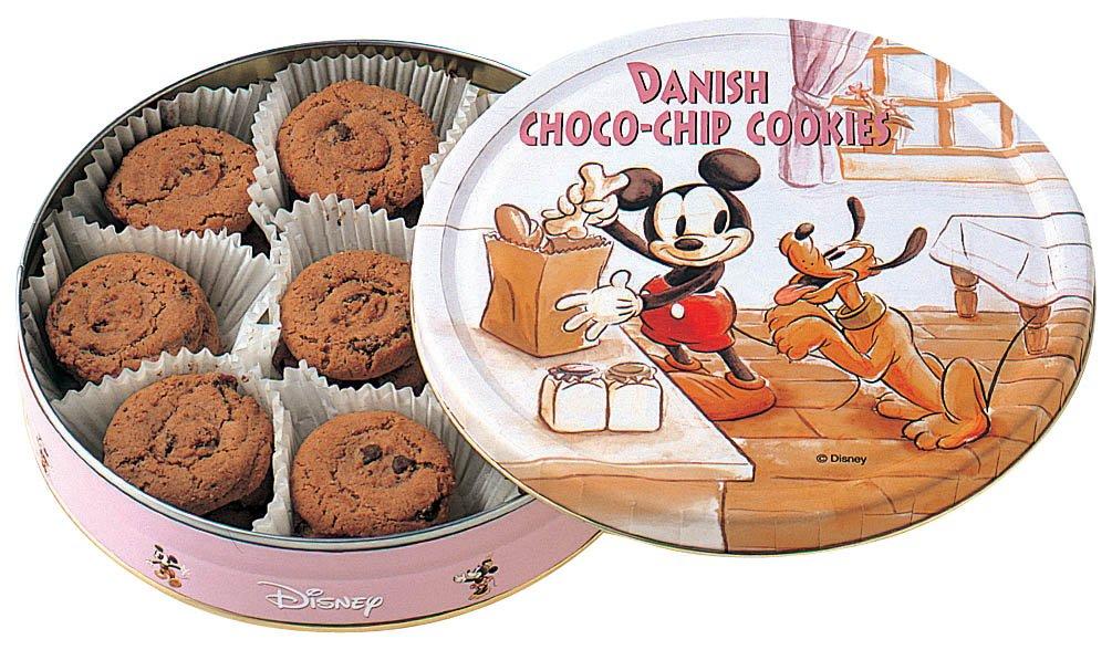 ディズニー デニッシュチョコチップクッキー 227g