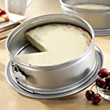 USA Pan Bakeware Springform Pan, 9 Inch, Nonstick Baking Pan, Cheesecake Cake Pan, Made in the USA from Aluminized Steel