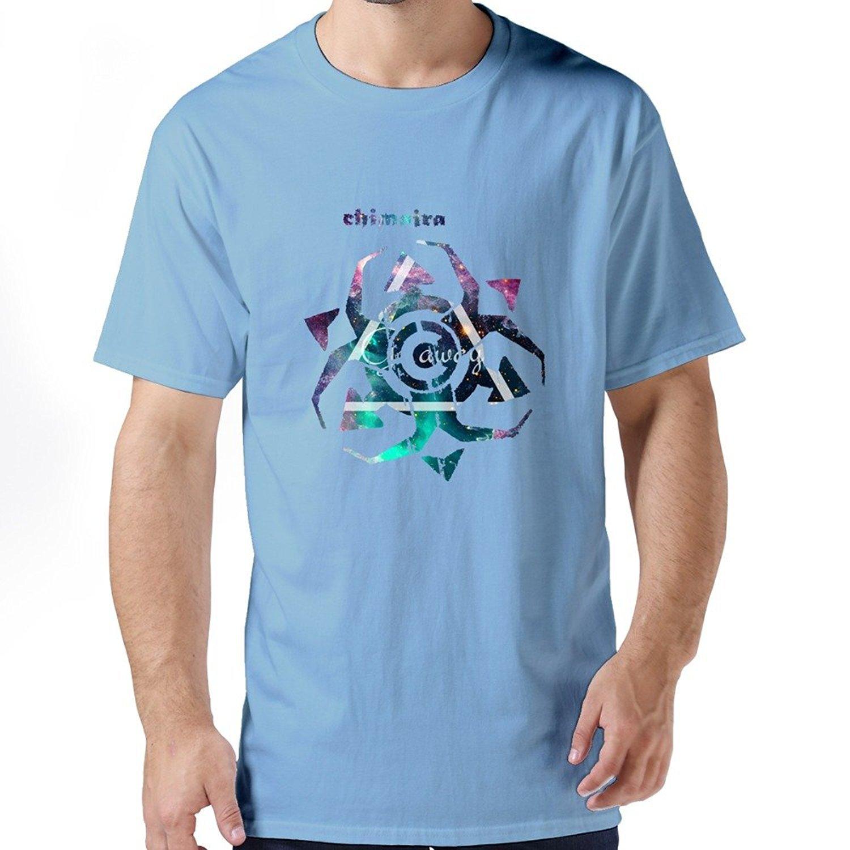 Men Fashion Short Sleeve Chimaira T Shirt