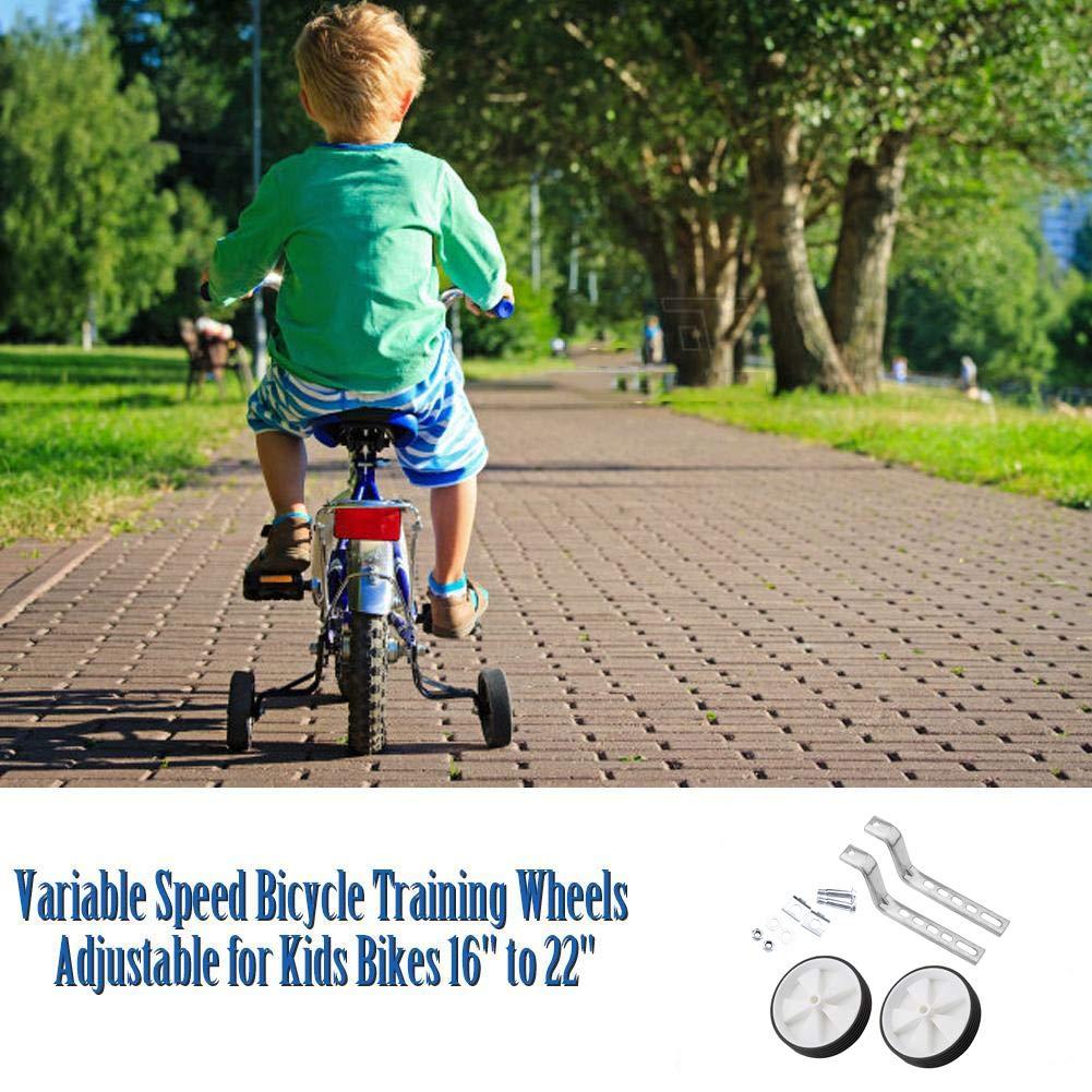 Ni/ños Entrenamiento Ruedines,Bicicleta Estabilizador Ruedas,Ruedines,Ni/ñOs Riding Equipment