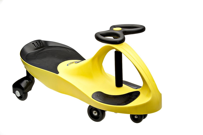 Plasma Car, Yellow