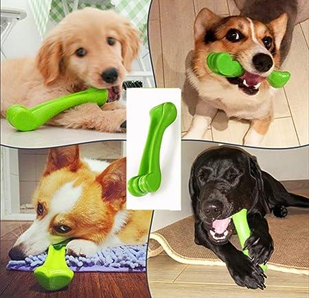 Juguete para masticar perros para masticadores agresivos e indestructibles, duradero y resistente a los ácaros, juguete para perros para la limpieza de ...