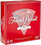 Hasbro Gaming - Trivial Pursuit 40Th Anniversary Ruby Ed