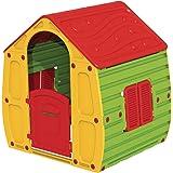 Casetta Gioco Per Bambini In Plastica Da Giardino Magical House