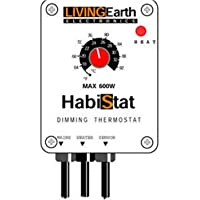 Habistat Dimming Thermostat 600W White