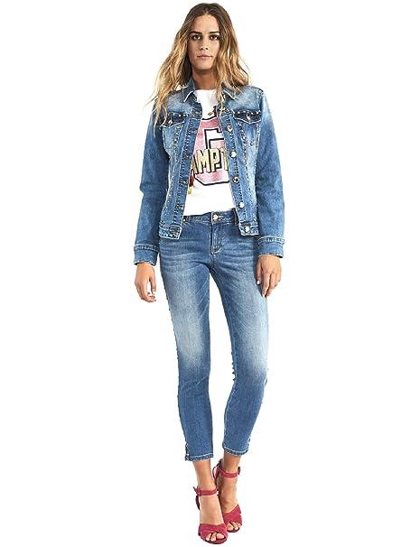 super popolare 617b0 a65e1 Gaudi jeans 911BD36003 Giacca Donna: Amazon.it: Abbigliamento
