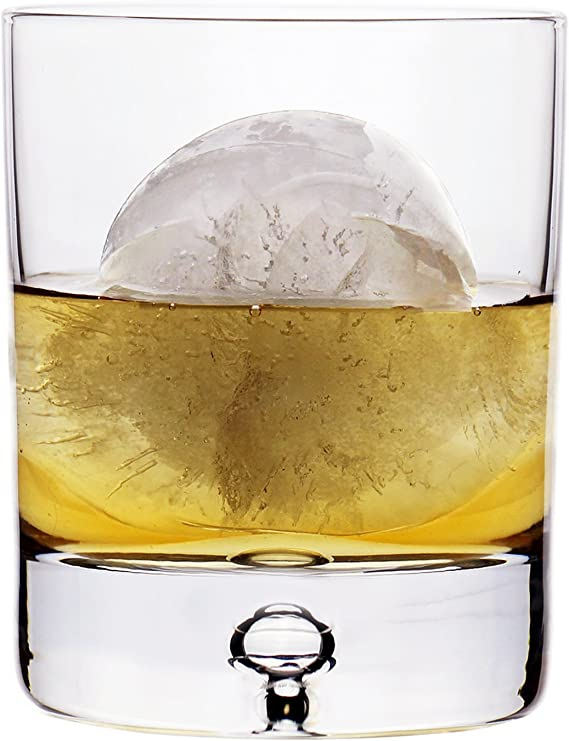 Stylish European Design Crystal Glasses By Ravenscroft Crystal- Premium Bourbon