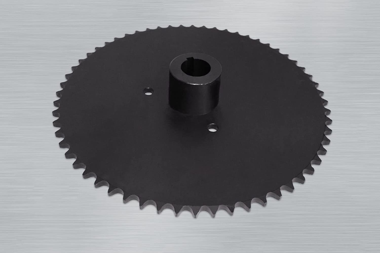 """for 40//41//420 chain Live Axle Sprocket 1/"""" bore 60T"""