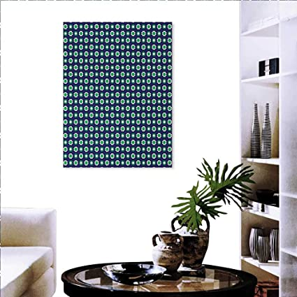 Remarkable Amazon Com Navy Blue Modern Wall Art Living Room Decoration Ibusinesslaw Wood Chair Design Ideas Ibusinesslaworg