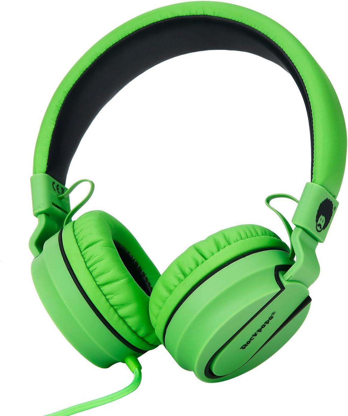 Rockpapa 950 Stereo Lightweight Foldable Headphones