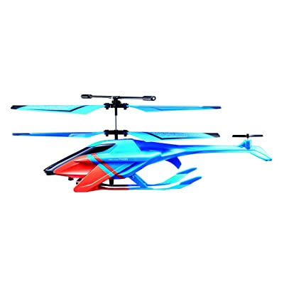 SkyRover Liberator Helicopter Remote Control Indoor / Outdoor Rc Vehicle: Toys & Games