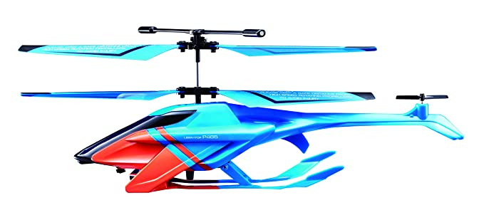 Amazon.com: SkyRover Liberator Helicopter Remote Control Indoor / Outdoor Rc Vehicle: Toys & Games